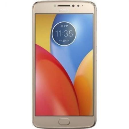 Motorola Moto E4 Plus - 5.5'', Dual Sim, 3GB, 16GB, 4G - Auriu
