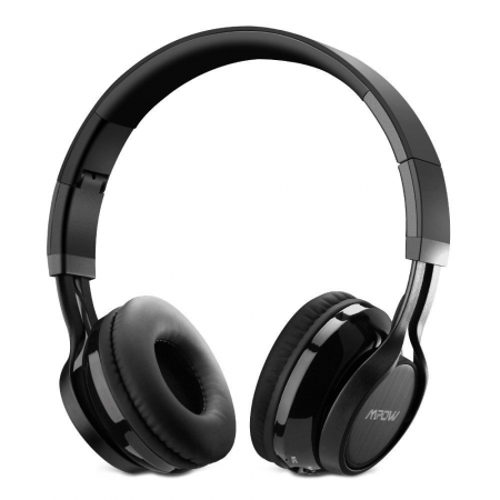 Mpow Thor - Casti audio cu Bluetooth, Negru
