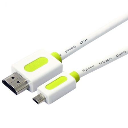 Muvit MUNTC0009 - cablu HDMI - MICRO-HDMI