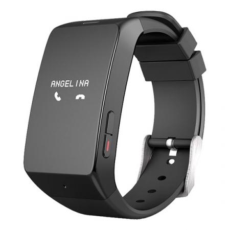 MyKronoz ZeWatch 2 - Smartwatch negru