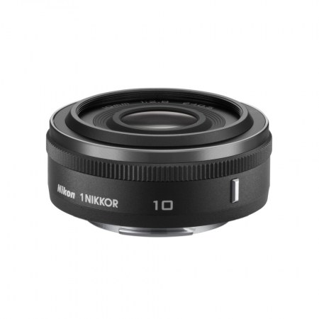 Nikon 1 Obiectiv  NIKKOR VR 10mm f/2.8 Black - RS1043888