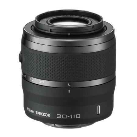 Nikon 1 VR 30-110mm f/3.8-5.6 Black Obiectiv NIKKOR - RS1043882-1