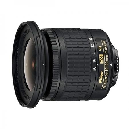 Nikon 10-20mm f/4.5-5.6 AF-P G VR DX