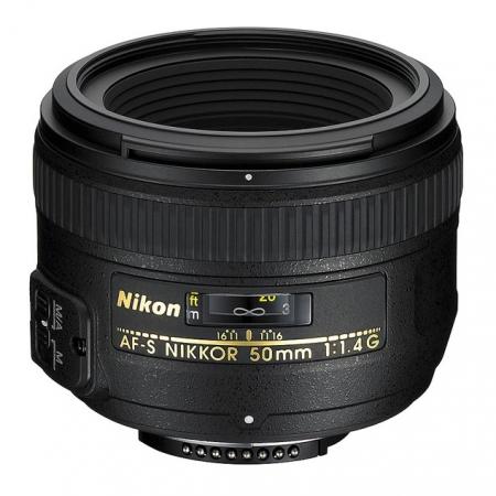 Nikon 50mm f1.4 AF-S G RS10406371-2