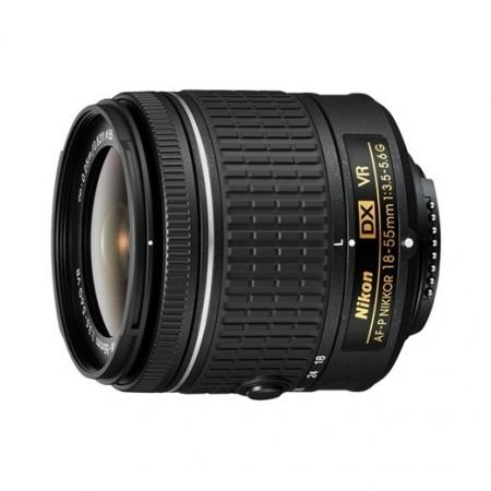 Nikon AF-P DX Nikkor 18-55mm F/3.5-5.6G VR bulk