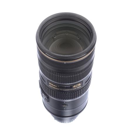 Nikon AF-S 70-200mm f/2.8 N VR II - SH7202