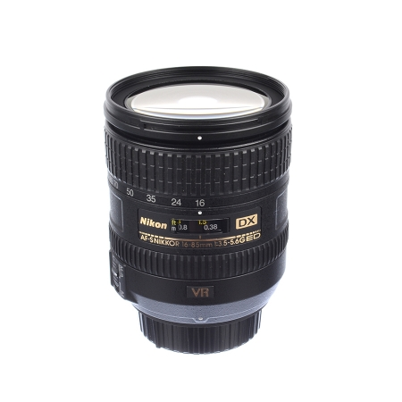 Nikon AF-S DX NIKKOR 16-85mm f/3.5-5.6G ED VR - SH125037289