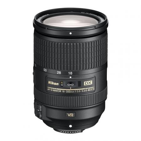 Nikon 18-300mm AF-S DX NIKKOR f/3.5-5.6G ED VR