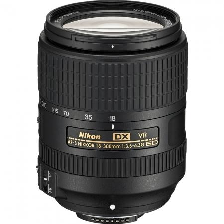 Nikon AF-S DX NIKKOR 18-300mm f/3.5-6.3G ED VR NEW
