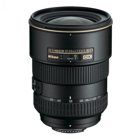 Nikon AF-S DX 17-55mm f/2.8G IF-ED