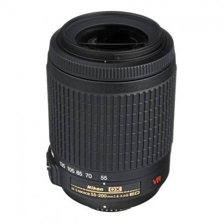 Nikon AF-S DX Zoom-Nikkor 55-200mm f/4-5.6G ED VR