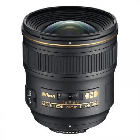 Nikon AF-S 24mm f/1.4G ED NIKKOR