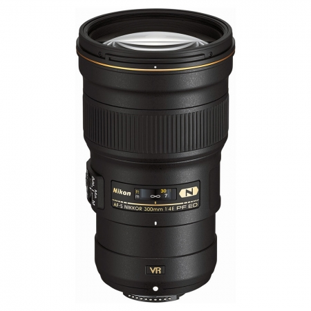 Nikon AF-S 300mm f/4E PF ED VR NIKKOR  NEW