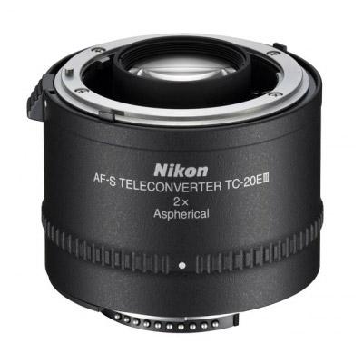 Nikon AF-S TC-20E III 2x - teleconvertor