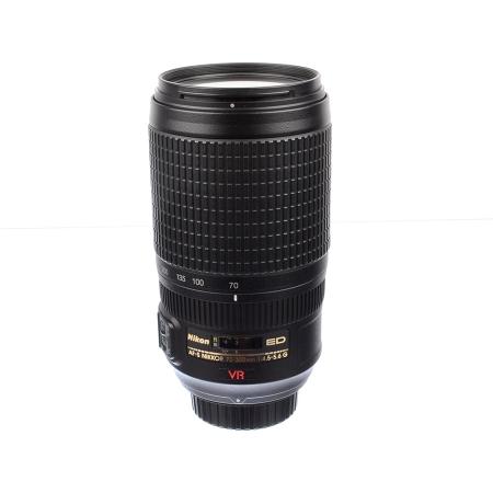 Nikon AF-s 70-300mm f/4.5-5.6 VR - SH7349