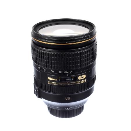Nikon AF-S NIKKOR 24-120mm f/4G ED VR - SH7324-1