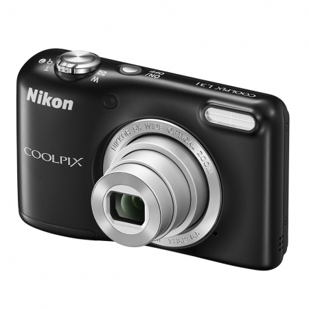 Nikon Coolpix L31 negru