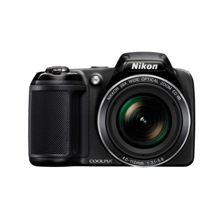 Nikon Coolpix L340 - negru RS125017289-2