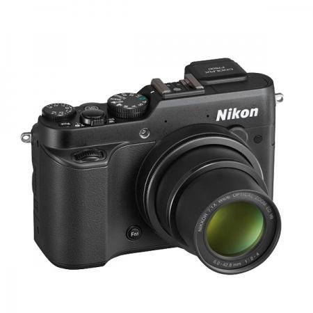 Nikon P7800, cel mai nou aparat compact de nivel avansat, acum în oferta F64 Nikon-Coolpix-P7800-negru--29364