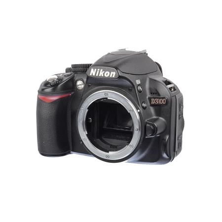 Nikon D3100 body - SH7354-1