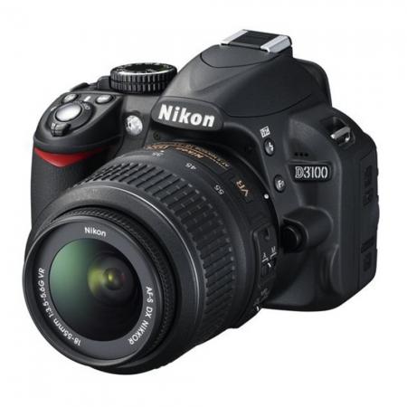 Canon 1100D vs Nikon D3100 - care să fie cel mai bun DSLR de buget redus? Nikon-D3100-kit-AF-s-18-55mm-VR-DX-16158-8