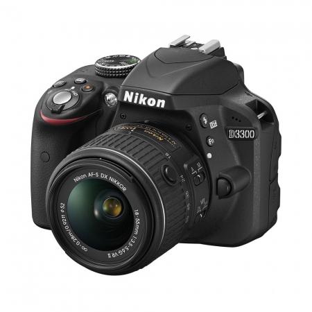 Nikon D3300 - micuțul DSLR entry-level, testat la Cluj Nikon-D3300-kit-18-55mm-VR-II-AF-s-DX--31411