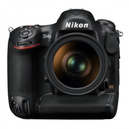 Vârful de gamă Nikon D4s, anunțat oficial în România Nikon-D4s-body--31413-1