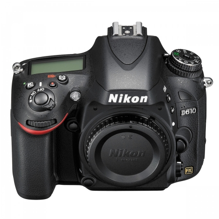 Nikon D610 - o actualizare binevenită, pentru a corecta problemele obturatorului de pe D600 Nikon-D610-body-29937-1