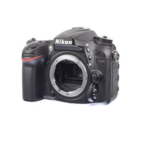 Nikon D7200 body - SH7343-1