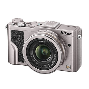 Nikon DL24-85 f/1.8-2.8 argintiu