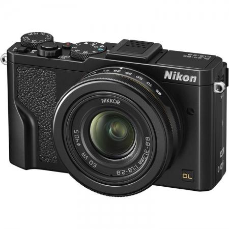 Nikon DL24-85 f/1.8-2.8 negru