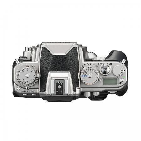 Noul DSLR retro Nikon DF. Misterul din spatele rotițelor pentru timp și sensibilitatea ISO Nikon-Df-body-argintiu-30510-2