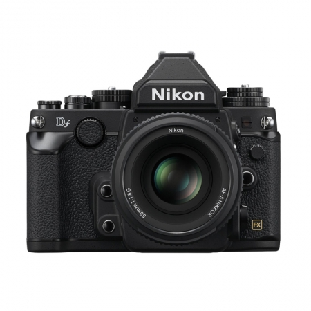 Nikon Df kit 50mm f/1.8 negru - RS125009206