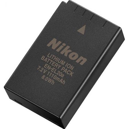 Nikon EN-EL20a  - acumulator Litiu-ion 1110mAh