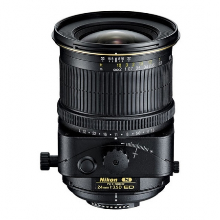 Nikon PC-E NIKKOR 24mm f/3.5D ED