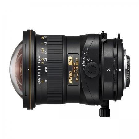Nikon PC NIKKOR 19mm F/4E ED, Focus Manual