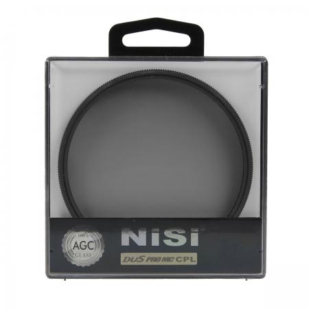 Nisi DUS Pro MC CPL 58mm polarizare circulara