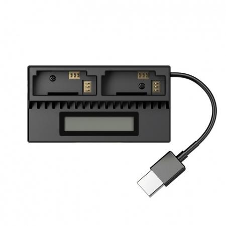 Nitecore UGP4 - Incarcator USB pentru GoPro Hero 4