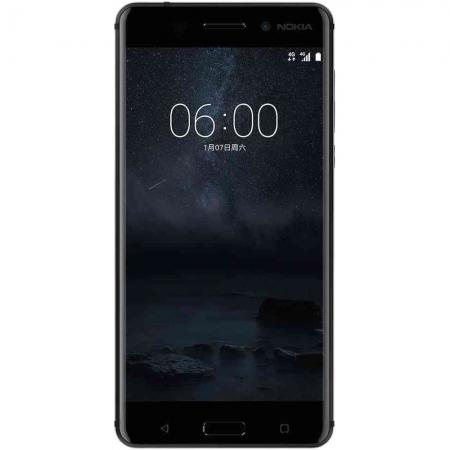 Nokia 6 - 5.5'', Dual Sim, Octa-Core, 32GB, 3GB RAM, 4G - Negru