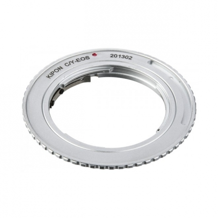 Novoflex EOS/CONT Adapter Ring - Inel adaptor obiectiv Contax/ Yashica la body Canon