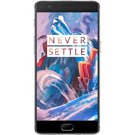 ONEPLUS 3 Dual Sim 64GB LTE 4G Gri A3000 RS125028485-1