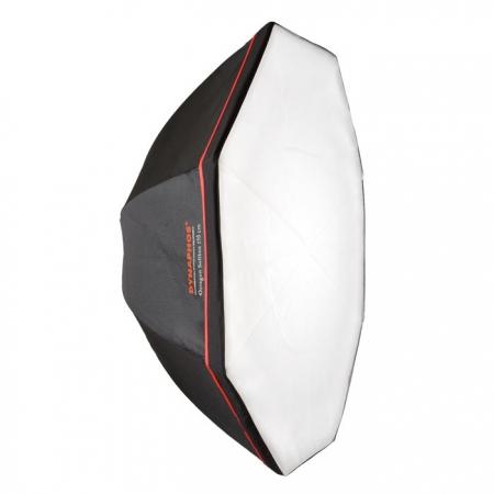 Octagon - octobox 150 cm - montura Bowens