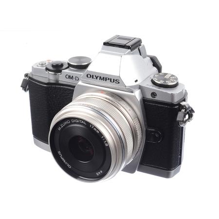 Olympus E-M5 + Olympus 17mm f/1.8 - SH7282-1