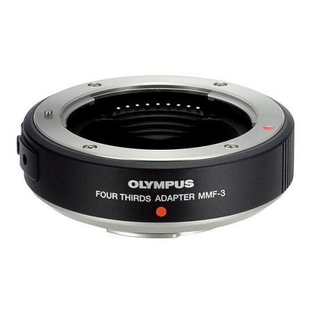 Olympus MMF-3 - adaptor Four Thirds - Micro Four Thirds