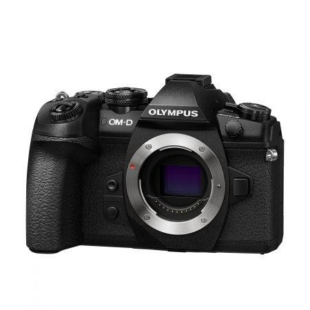 Olympus OM-D E-M1 Mark II body, negru