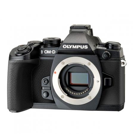 Olympus OM-D E-M1 negru - body