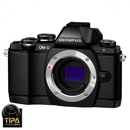 Olympus OM-D E-M10 Black Body - RS125010762