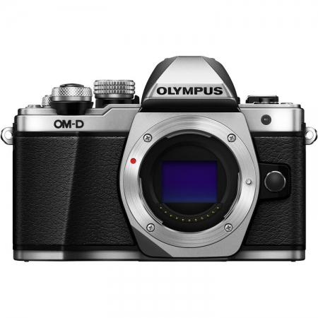 Olympus OM-D E-M10 Mark II body argintiu