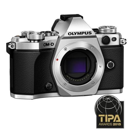 Olympus OM-D E-M5 Mark II argintiu body - RS125017262