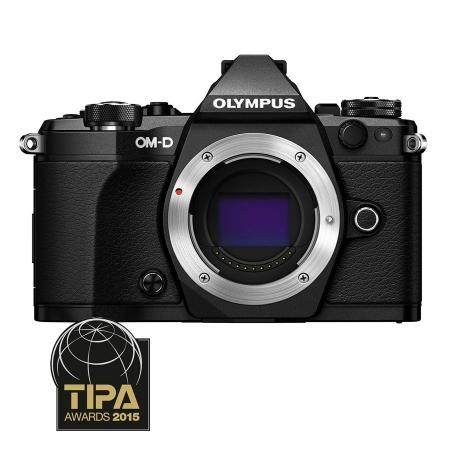 Olympus OM-D E-M5 Mark II body - negru